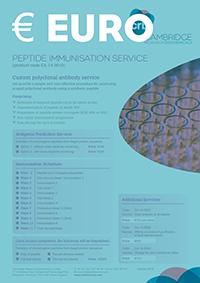Peptide Immunisation Service - Euros