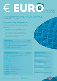Protein Immunisation Service - Euros